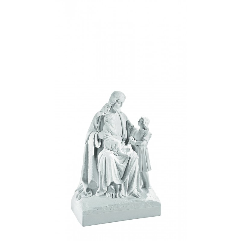 JESUS AND CHILDREN 57CM