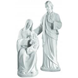 HOLY FAMILY STATUE 185CM