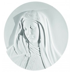 RELIGIOUS PLATE/PLAQUE 48CM