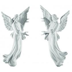 ANGEL PLAQUE 26.5CM