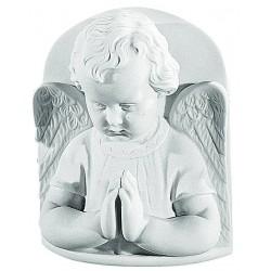 CHILD PRAYING PLAQUE 19.5CM