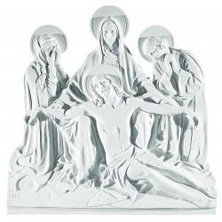 MARY AND JESUS PLAQUE 41CM