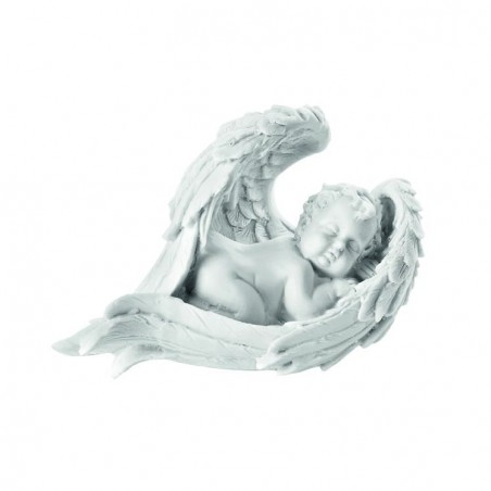 ANGEL IN WINGS STATUE 8.5CM