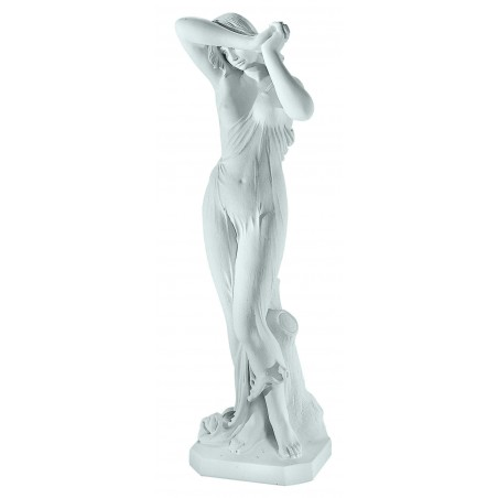 THE SHAME MARBLE STATUE