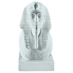 EGYPTIAN SPHINX HEAD STATUE