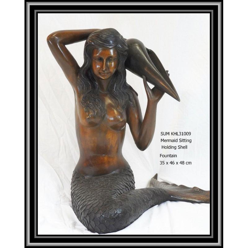 Mermaid Water Feature