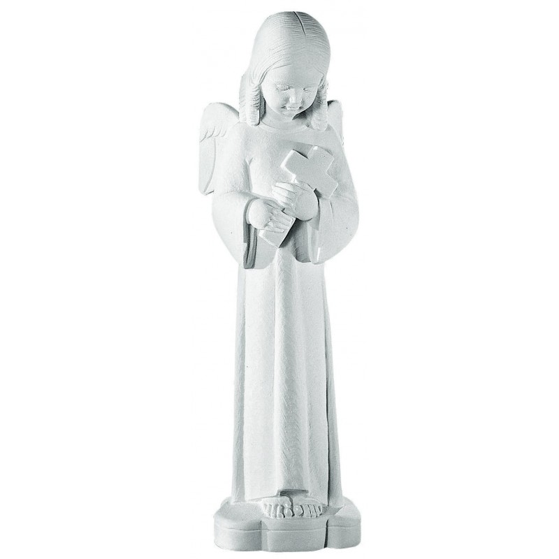 ANGEL/CHILD STATUE 50CM