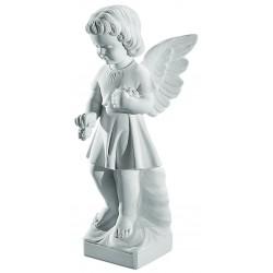 ANGEL/CHILD STATUE 47 & 29CM