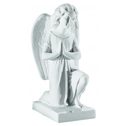 ANGEL/CHILD STATUE 19.5-36CM