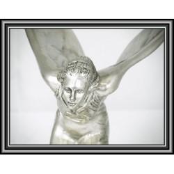 Spirit of Ecstasy Statue Figurine Bronze Deco