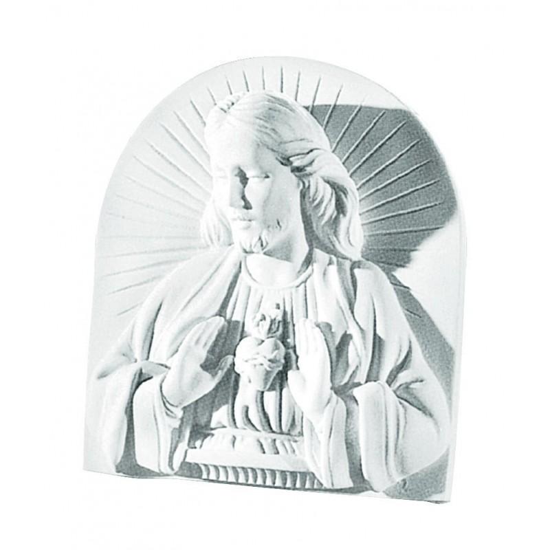 JESUS PLAQUE 17.5CM
