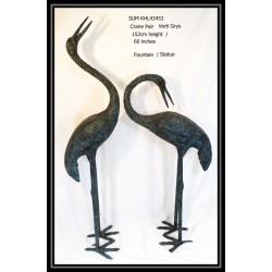 Herons / Cranes water...